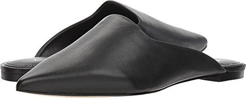 Marc Fisher LTD Women's Sheen Black/Nappa 5.5 M - Black Nappa Footwear Suede