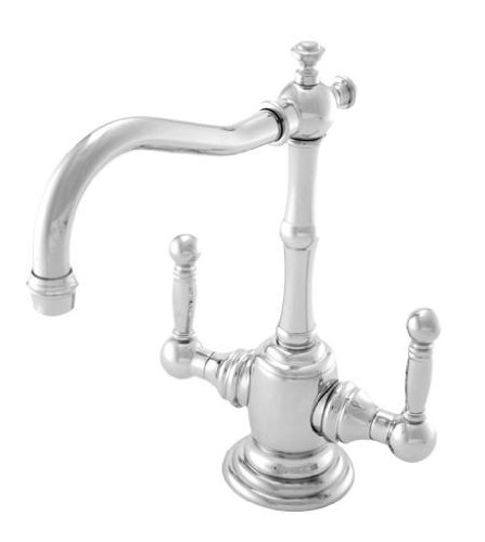 Newport Brass 108 Chesterfield Double Handle Hot / Cold Water Dispenser from the, Venetian ()