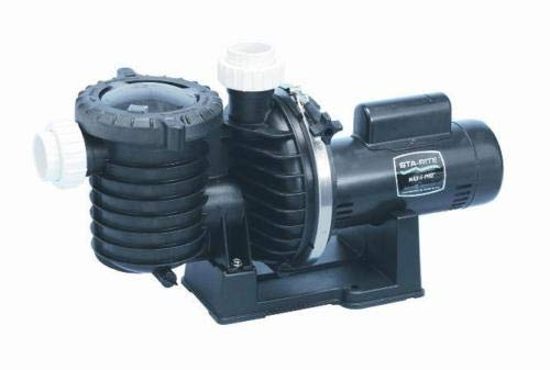 Pentair Sta-Rite P6RA6YF-206L Max-E-Pro Energy Efficient Dual Low Speed Up Rated Pool and Spa Pump, 1-1/2 HP, 230-Volt