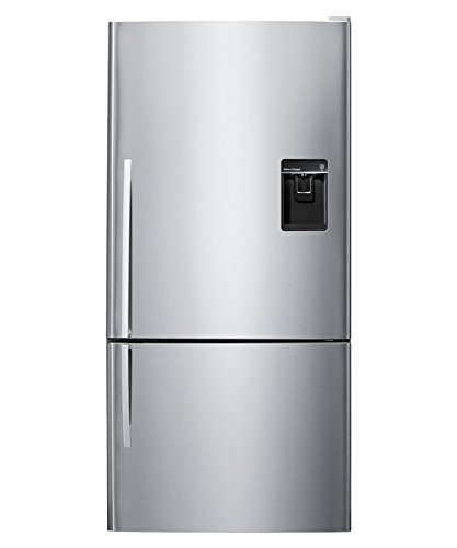 (Fisher Paykel E522BRXU4 17.6 cu. ft. Capacity Right Hinge Counter Depth Bottom Freezer With Curved Handle, ActiveSmart Technology, in Stainless Steel)