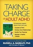(TAKING CHARGE OF ADULT ADHD) BY BARKLEY, RUSSELL A.(Author)Guilford Publications[Publisher]Paperback{Taking Charge of Adult ADHD} on 06 Aug -2010