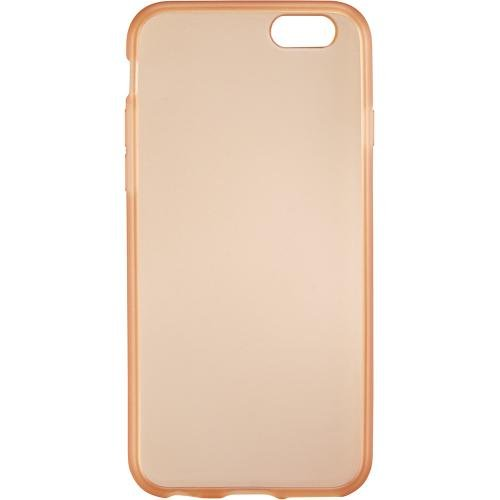 Insignia™ - Translucent Case for Apple® Iphone® 6 - Burnt Coral