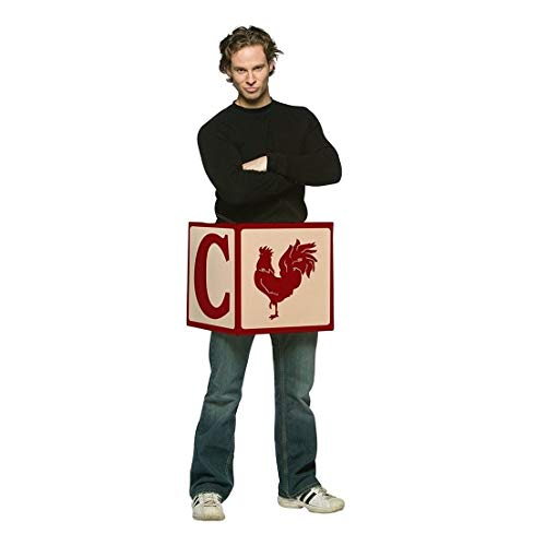 Cock Block Adult Mens Costume -