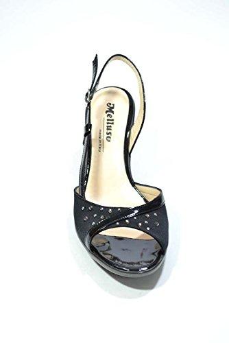 Donna R5874 Scarpe Sandali Nero Melluso xEqwI8CZ5n