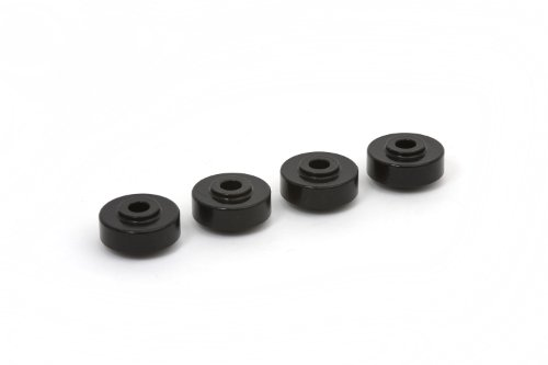 Daystar, Universal Shock Tower Grommets, Large Diameter OE Style 1.75 O.D. x .885 Nipple x .420 I.D., KU08034BK, Made in America