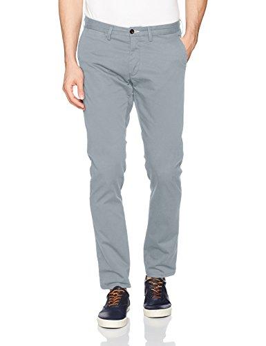 Chino Slim Pantalon Gant Twill Windy Gray Homme 1PEW8wq