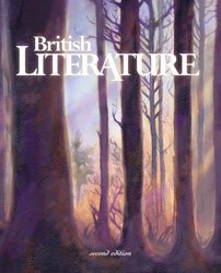 British Literature Student Text 2nd Edition (Copyright Update) (Dallas Lamps Plus)