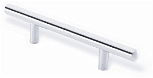 Siro 45-160 European Railing Collection 178 mm. Bright Chrome Bar Pull
