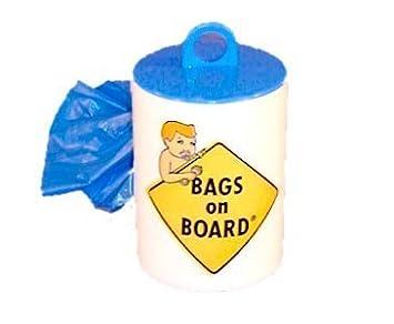 Amazon.com: Bolsas de basura para pañales: Health & Personal ...
