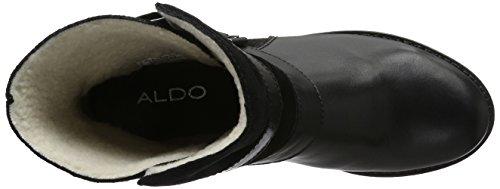 Aldo Evard, Botines para Mujer Negro (Black Leather/97)