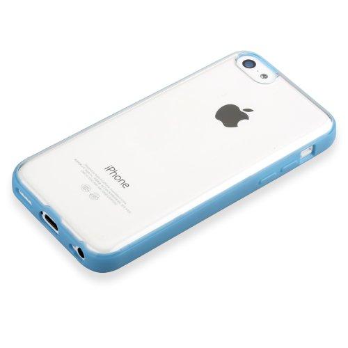 GGMM Sport-5C ipc00505 PC Schutzhülle für Apple iPad/iPhone 5C blau