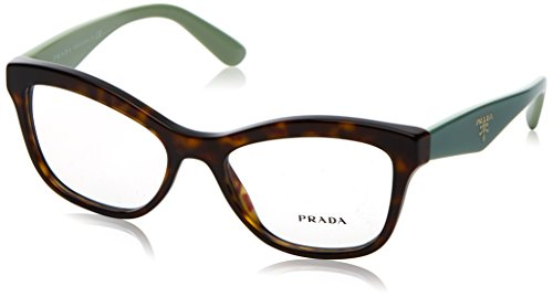 Prada PR29RV Eyeglass Frames 2AU1O1-52 - - Glasses Price Prada