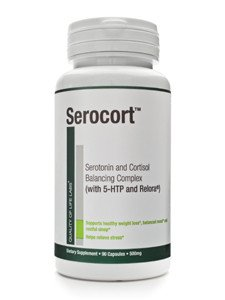 Quality of Life Labs - Serocort 90 - Extract 30 Seed Standardized Caps