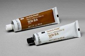 3M Scotch-Weld 1838 Epoxy Adhesive, 2 oz Kit, Green