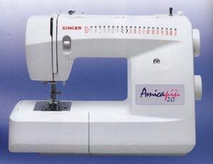 Máquina de coser Singer mod.3820 (amica más de 20)