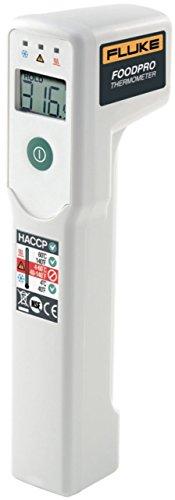 Profi BBQ Grill IR-Thermometer -30 bis +200 °C - Infrarot Funk Wärme Messung - Kompakt