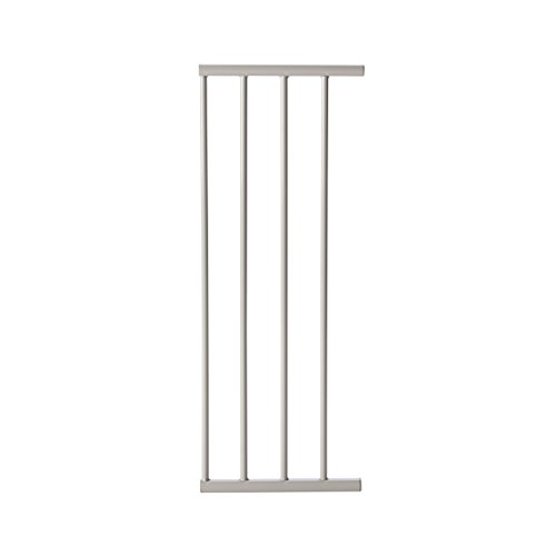 "Cheap ""Arched Auto-Close Gate 10.75 in. Extension"" by North States – Extension for""Arched Auto-Close 30 in. Gate with Easy-Step"" (Adds up to 10.75″ Width, Gray)"