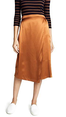 Vince Women's Drape Panel Skirt