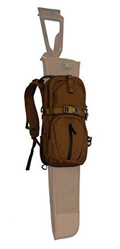 Eberlestock H1 Mini Me Hydration Pack, Coyote Brown