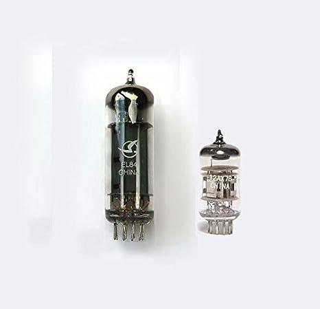 Jellyfish Audio EL84 & 12AX7/ECC83 - Juego de válvulas para ...