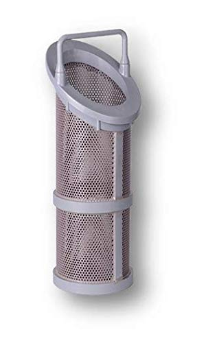 Hayward BS24003/16 Series SB and DB Extra/Replacement Basket for 2-1/2'', 3'' and 4'' Strainer, CPVC, 3/16'' Perforation by Hayward Flow Control