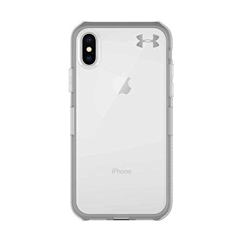 Under Armour UA Protect Verge Case for iPhone X - Clear/Graphite/Gunmetal Logo by Under Armour (Image #2)