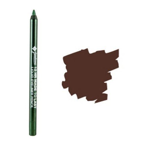 (3 Pack) JORDANA 12 Hr Made To Last Liquid Eye Liner - Espresso Last