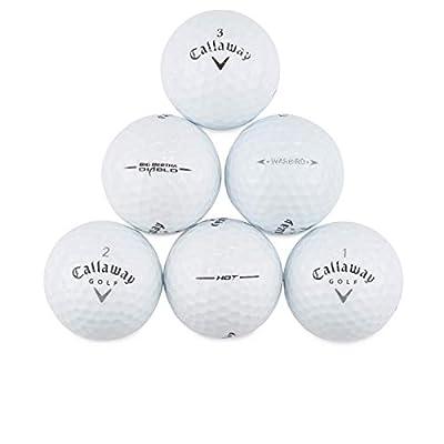 Callaway 100 Assorted Mix AAA+/Good Used Golf Balls from Callaway