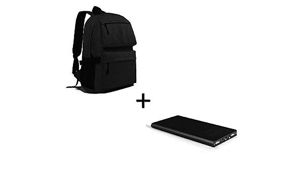 Pack para Nokia 7.2 Smartphone (batería Plana de 6000 mAh, 2 ...