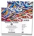 Sennelier : Soft Pastel Card (fine sandpaper grain) Pad 24x16cm 12 sheets of 6 assorted colours 360gs