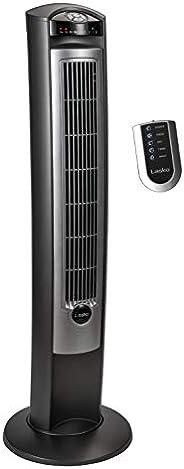 Lasko Wind Curve Platinum - Ventilador de refrigeración