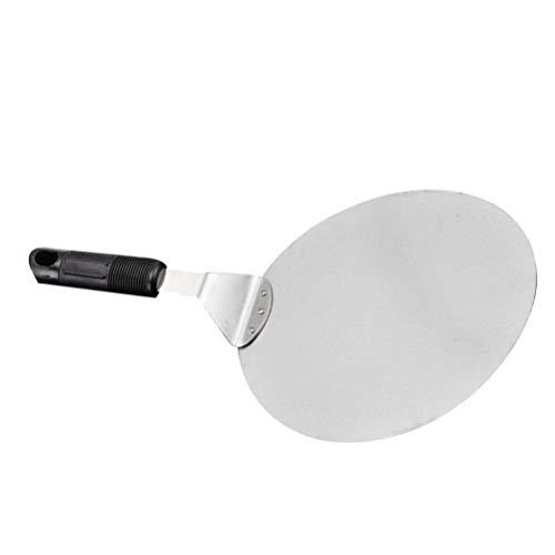 Yardwe RVS Pizza Peel Baking Shovel Paddle Cake Lifter Transfer Lade voor het bakken van Pizza Brood Taart
