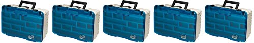 Plano Two Level Magnum 3500 Tackle Box, Premium Tackle Storage (5-(Pack))