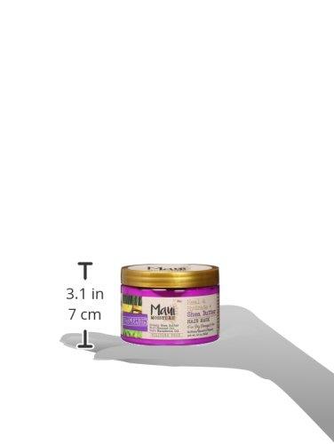 41wvrqFRAbL Maui Moisture Heal & Hydrate + Shea Butter Hair Mask, 12 Ounce