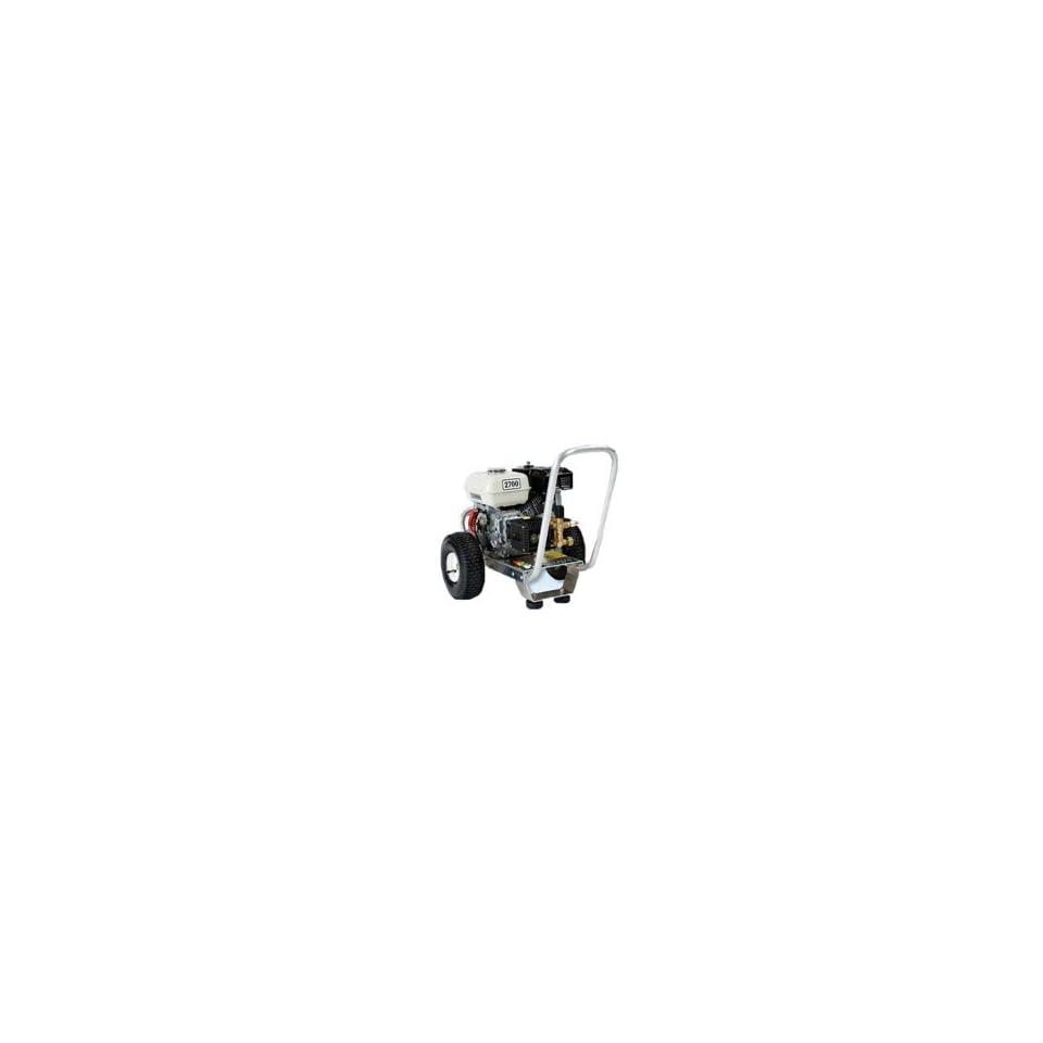 Pressure Pro Professional 2700 PSI (Gas Cold Water) Pressure Washer w/ GP Pump   E3027HG