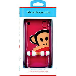 SkullCandy SG-BUBM-19 RIOT Noise Isolating Mic'd Ear Buds wi