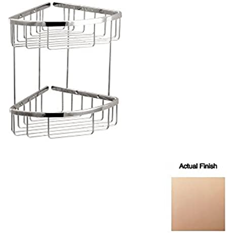 2067 TWO TIER RECTANGULAR BASKET