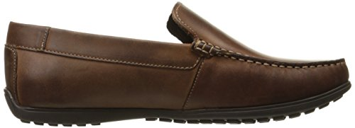 Rockport Mens Bayley Veneziano Ii Slip-on Loafer Cacao