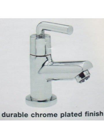 Tapmate PLUTO Pair of Lever Bath Taps Chrome Finish: Amazon.co.uk ...