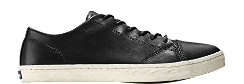 Cole Haan Men's Trafton Cap Sport Ox P114604 Fashion Sneaker, Black Handstain, 11 M US