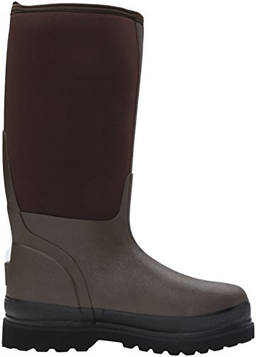 Bogs Mens Rancher-m Snow Boot Brown / Multi