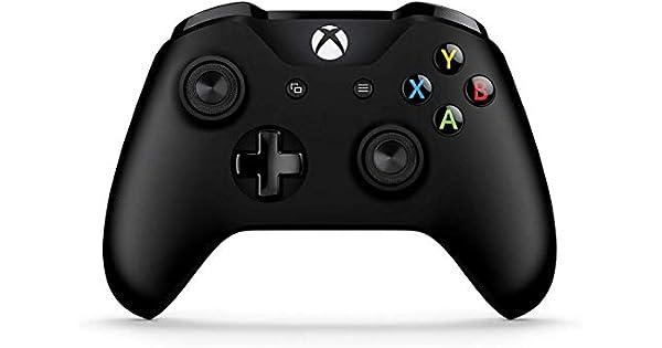 Microsoft - Mando Inalámbrico, Color Negro (Xbox One), Bluetooth ...