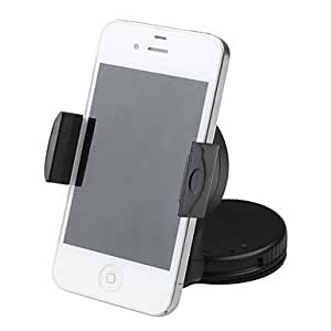 Rotatable Windshield Car Holder for iPhone and Samsung Galaxy and Other Cellphones