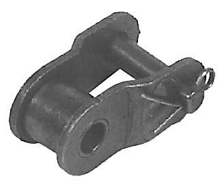 Offset Link Chain No. 41 Nickel Plated