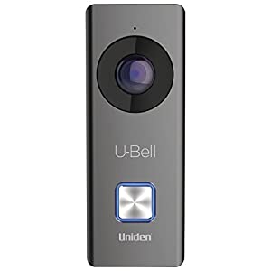 10. Uniden U-Bell WiFi Video Doorbell