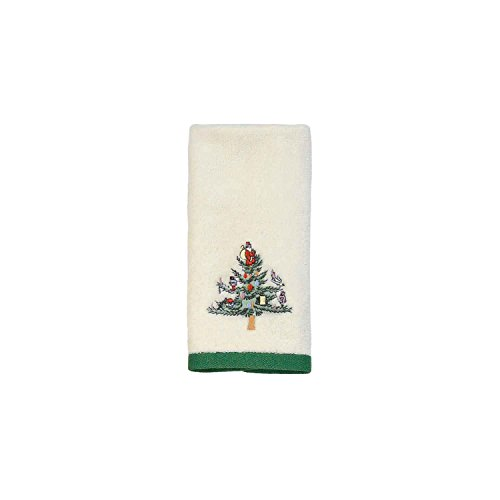 Spode Christmas Tree Fingertip Towel