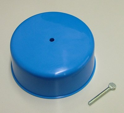 Speed 2012 Carburetor Dust Cap Cover Holley 5 1//8 in.