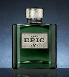 AE Epic 1.7 Oz. For Him American Eagle Outfitters Eau De Toilette Cologne – 1.7oz – New in Box – Rare Discontinued