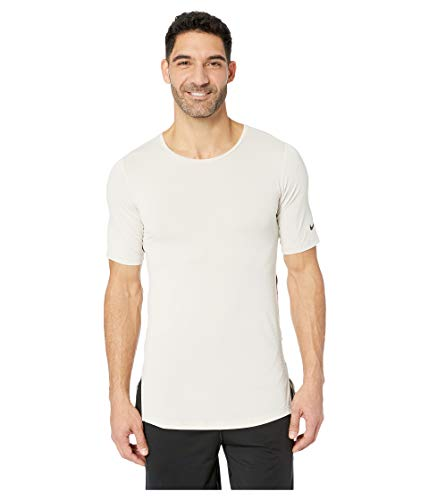 Nike Men's Modern Utility Fitted Training T-Shirt (Desert Sand/Black, S)