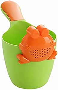 Baby Dippers Bath Rinse Cup, Shower Shampoo Scoops Sprinkler Bottle Bath Water Swimming Bailer Skip Hop Children's Cartoon Products